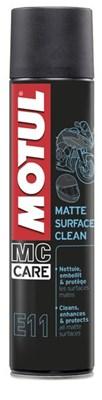 motul Mc care e11 matte surface clean