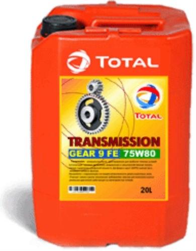 total transmission gear 9 fe 75w80