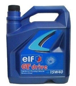 elf gt-drive 15w40