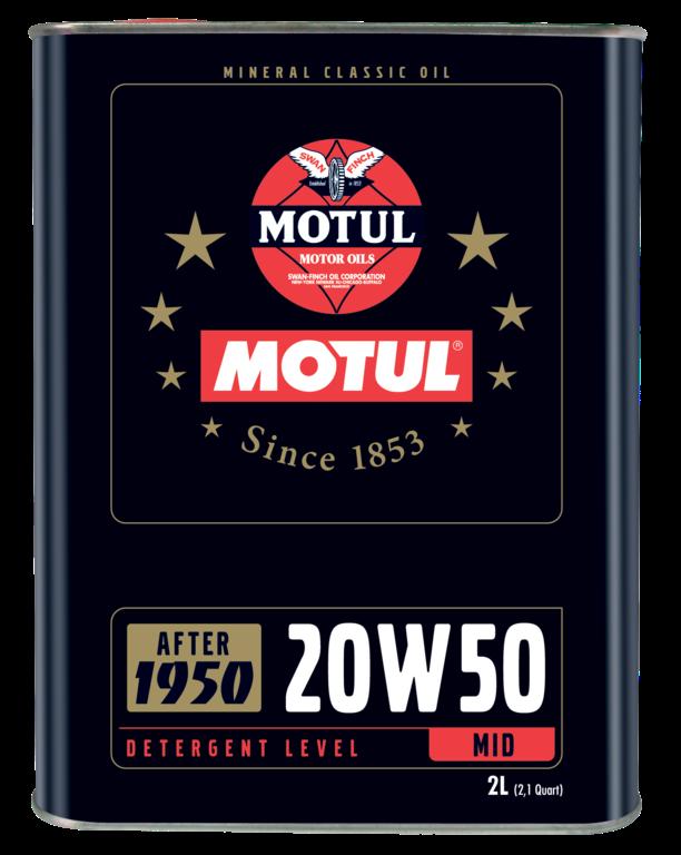 motul classic 20w50