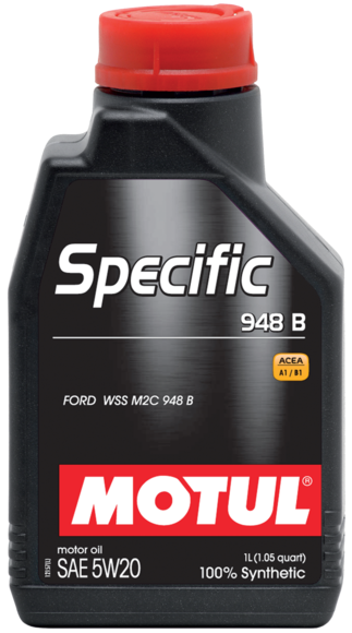 motul specific ford 948b 5w20