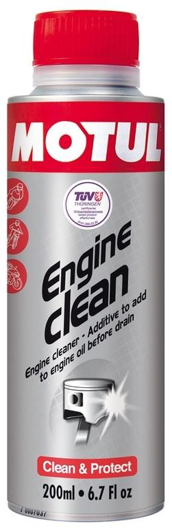 motul engine clean moto - detergente motore